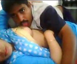 Telugu couple in..
