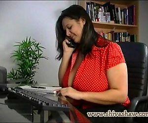 Big boob Busty Anglo..