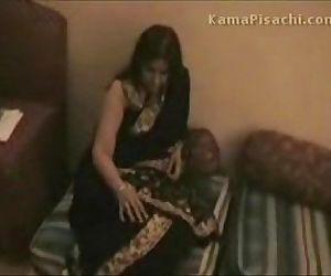indian couple honeymoon..