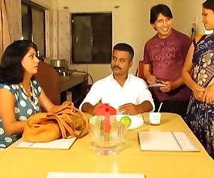 Indian Maid Enjoying..