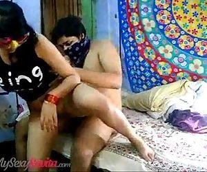 Savita is getting..