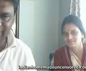 Honey Indian Couple At..