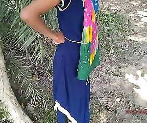 Punam outdoor teen girl..