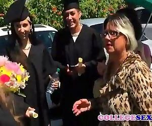 Teenie Graduation..