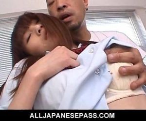 Slutty Asian schoolgirl..