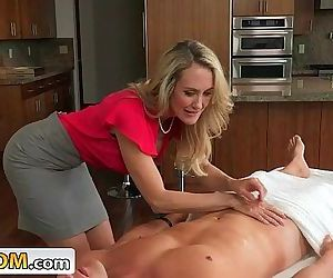 Big Tit Blonde Stepmom..