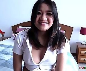 Cute fat Thai girl..