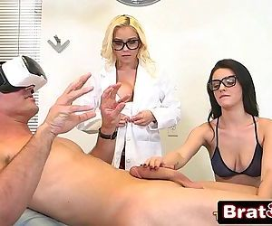 2 Teen Nurses Marsha..