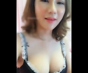Chinese Cam Girl 曼曼..