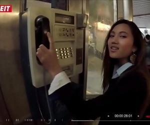 Thai Tourist gets her..