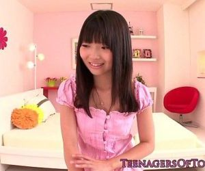 Japanese teen naked in..