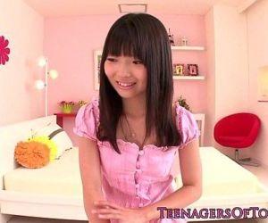 Japanese teen naked in..