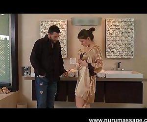 Abby Cross Nuru Massage