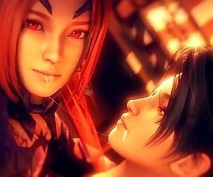 Kunoichi 2 Fall of the..