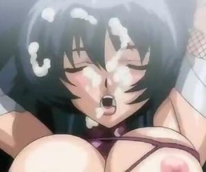 Taimanin Asagi 01 Raw
