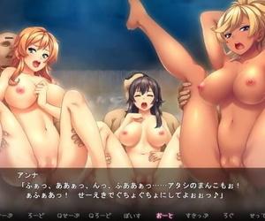 JKビッチ三人娘!..