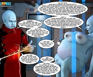 3D Comic: Rebellion...