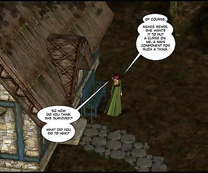 3D Comic: Fairy 1-3