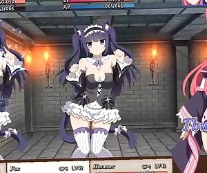 Sakura Dungeon hentai..