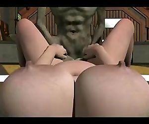 3D Alien Abduction 2