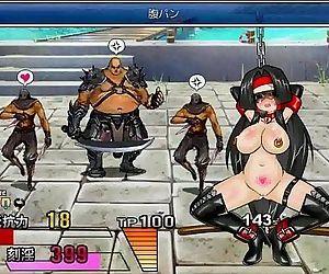 Shinobi Fight hentai..