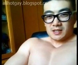Hot chinese muscle