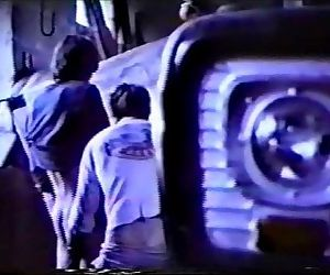 1980s Truck Park..