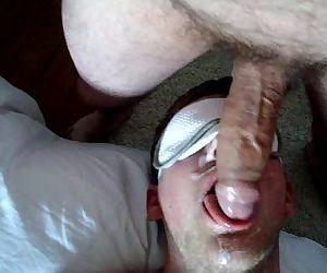 Facial from my step dad