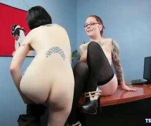 Masturbating My Boss