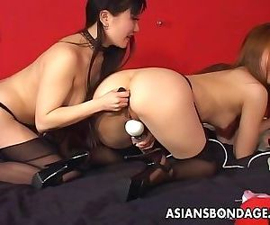 Asian sluts are toy..