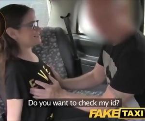Fake Taxi Police Raid..