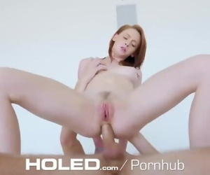 HOLED Red Head TRIES..