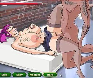 Hentai sex game..