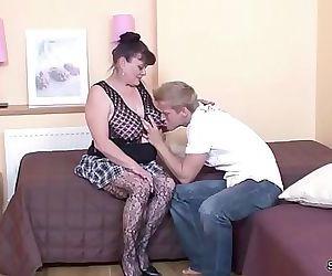Young Boy Seduce His..