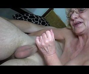 Grey old Granny likes..