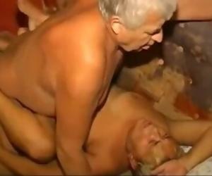 Grandpa fucks Granny