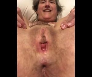 60 year old granny mom..