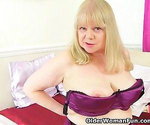 British granny Amanda..