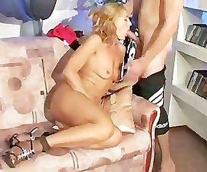 Russian guy fuck his..