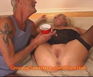 My Granny gets GANG..