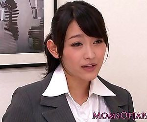 Innocent asian babe..