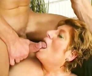 Horny Grandma Looks For..