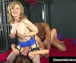 Horny Cougars Deauxma &..