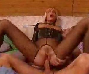 Kinky latex Anita..