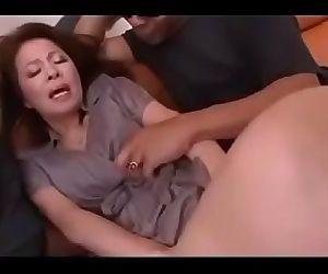 Japanese mature black..