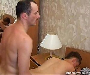 Student fucked by a big..