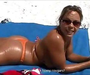 Picking Up a Cougar at..