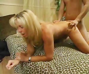 Mature Carol Fucks Her..