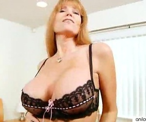 Busty Mature Redhead..