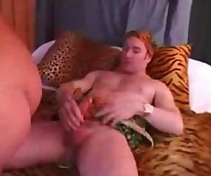 Big tit mommy takes..